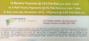 kv finance