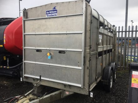 Used Ifor Williams Trailers & Others